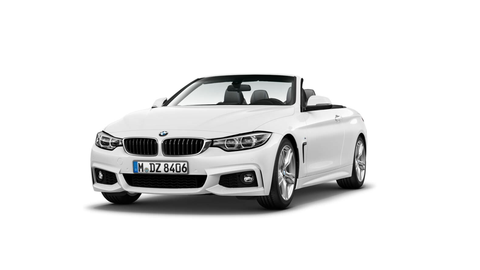 BMW 4 Series Convertible 420i M Sport Auto Professional Media 420i M Sport Auto Professional Media