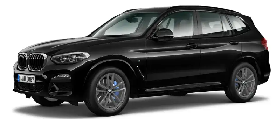 BMW X3 Diesel Estate xDrive 2.0d MHT M Sport 5dr Step Auto (Tech Pack)
