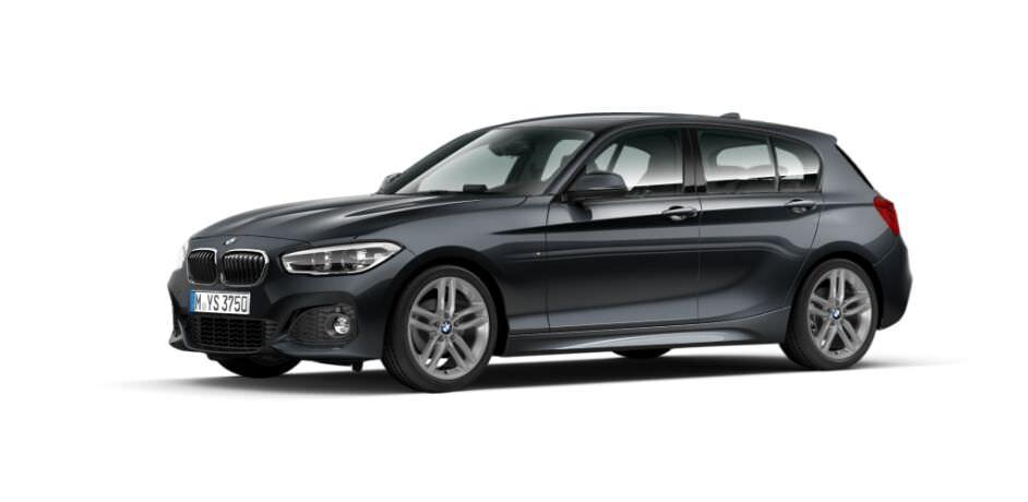 BMW 1 Series Hatchback 1.8i 1.5 M Sport 5dr Nav/Servotronic