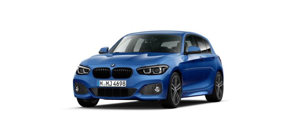 BMW 1 Series Hatchback 1.8i 1.5 M Sport Shadow Edition 5dr Contract Hire/Contract Hire Offer