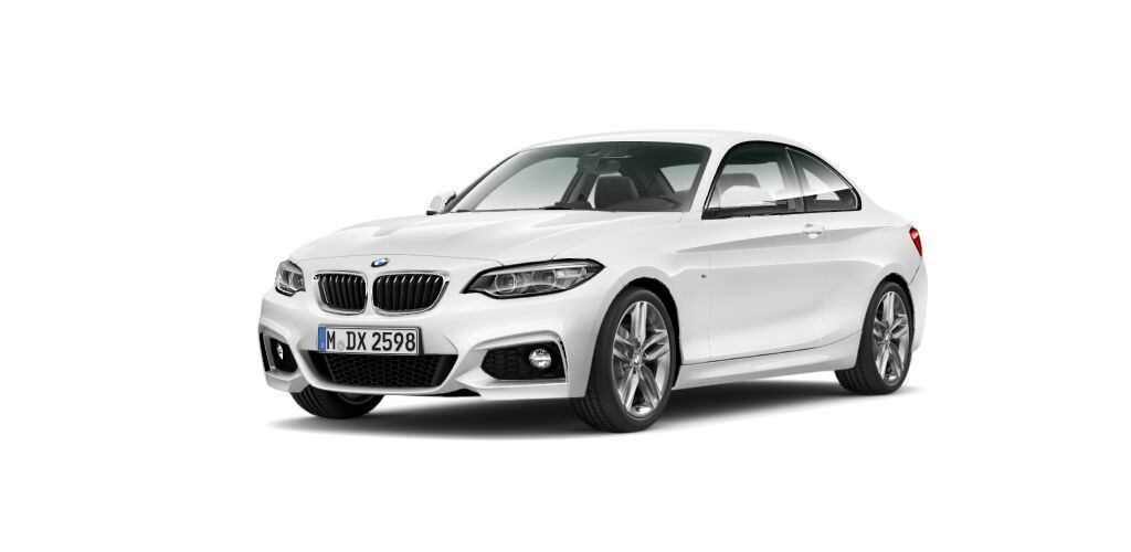 BMW 2 Series Coupe 218i M Sport 2dr Nav Contract Hire/Contract Hire Offer