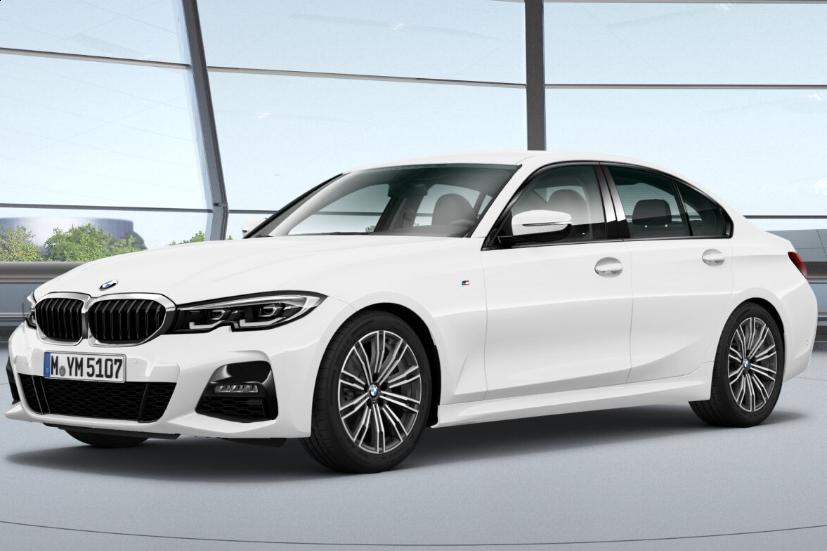 BMW 3 Series Saloon 320i M Sport 4dr Step Auto (Tech Pack) 20B 320i M Sport 4dr Step Auto (Tech Pack) 20B