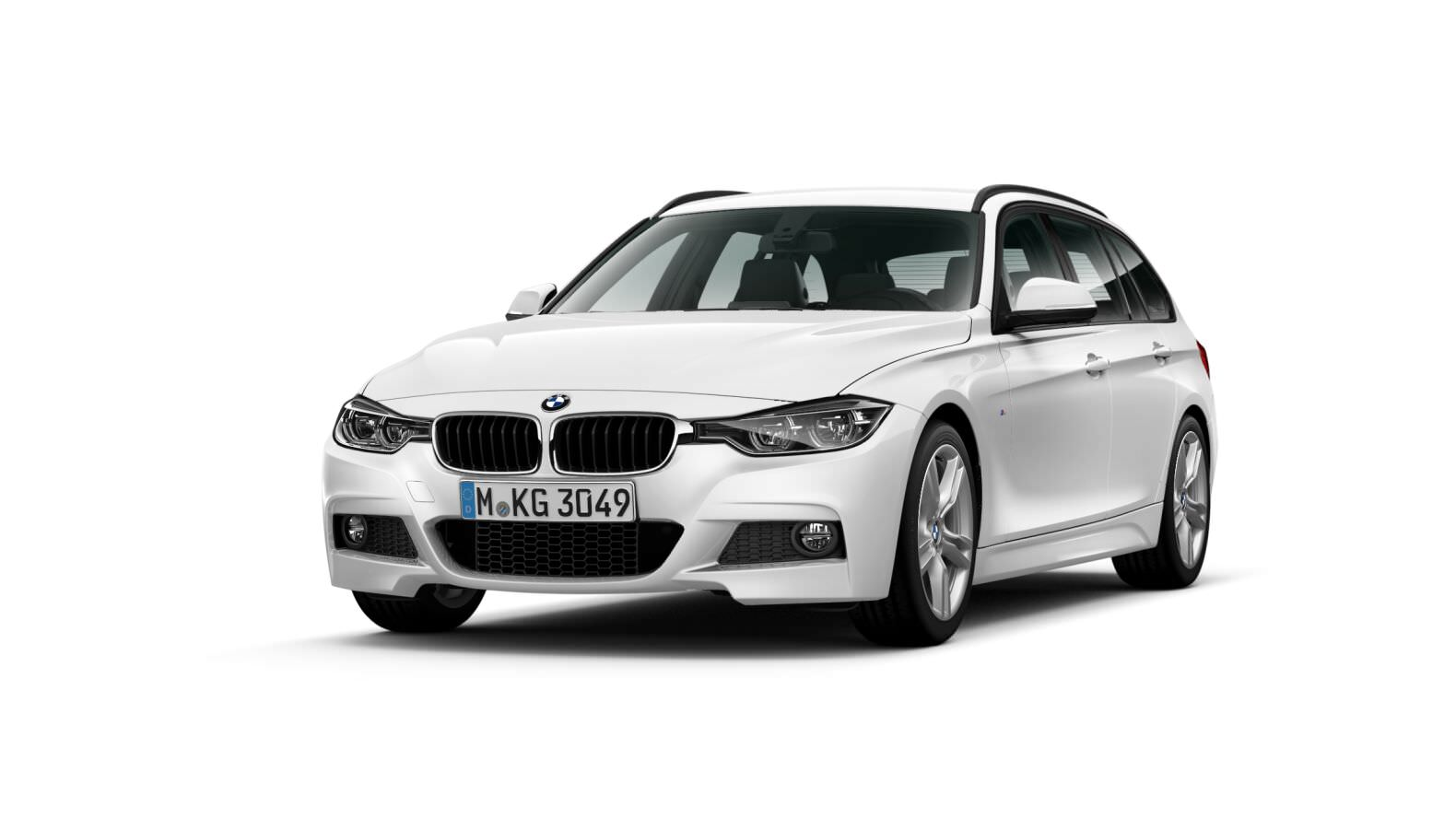 BMW 3 Series Touring 320d M Sport Shadow Edition 5dr Step Auto
