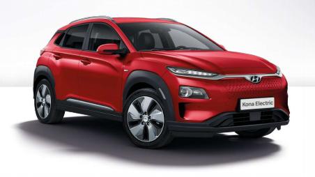 Hyundai Kona Electric Hatchback 150kW Premium 64Wh 5dr