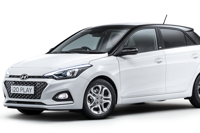 Hyundai i20 Hatchback Special Editions 1.2 MPi Play 5dr 1.2 MPi Play 5dr