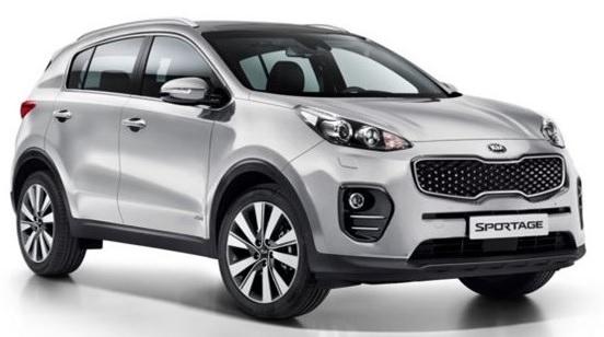 Kia Sportage Diesel Estate 1.7 CRDi ISG 1 5dr Contract Hire/Contract Hire Offer