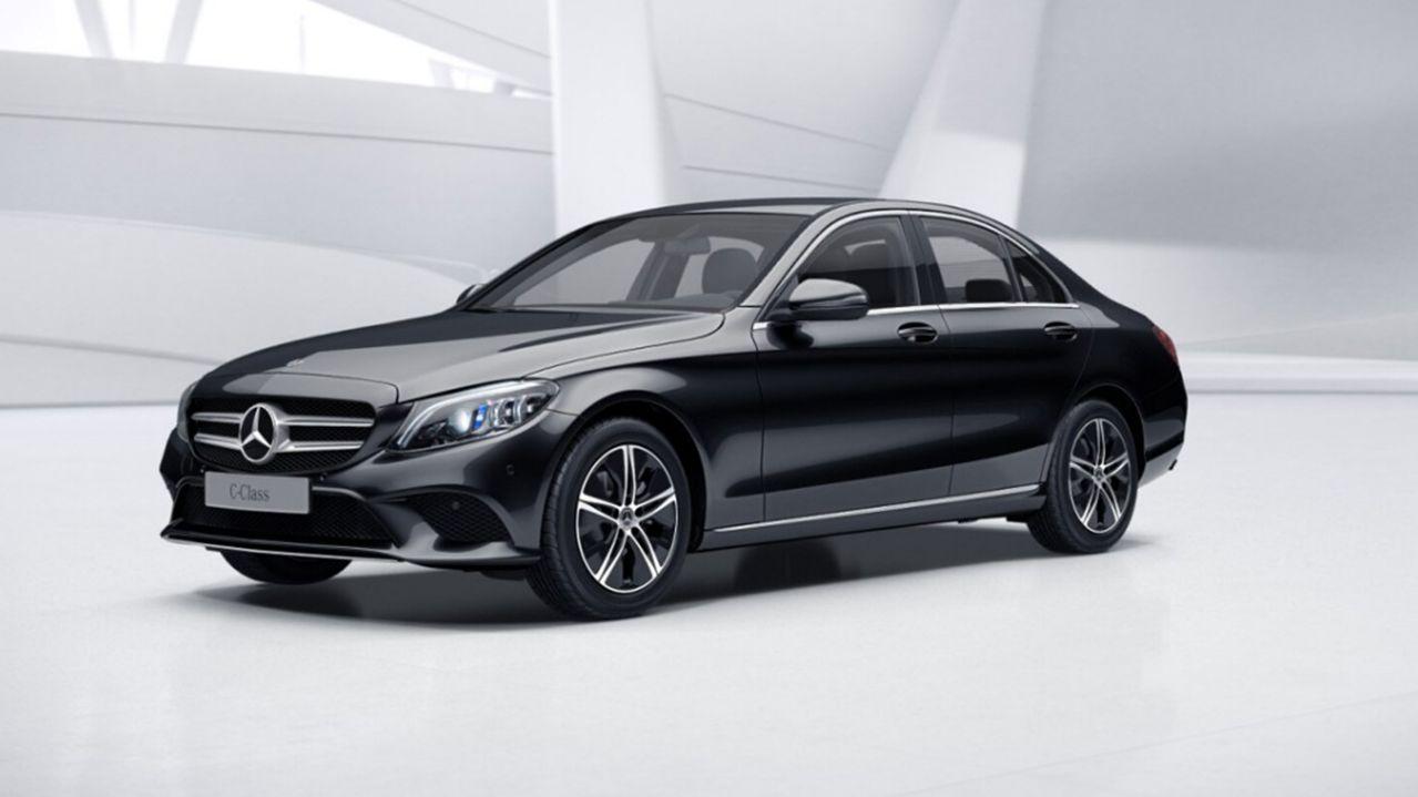 Mercedes-Benz C Class Diesel Saloon C220d Sport Edition Premium 4dr 9G-Tronic