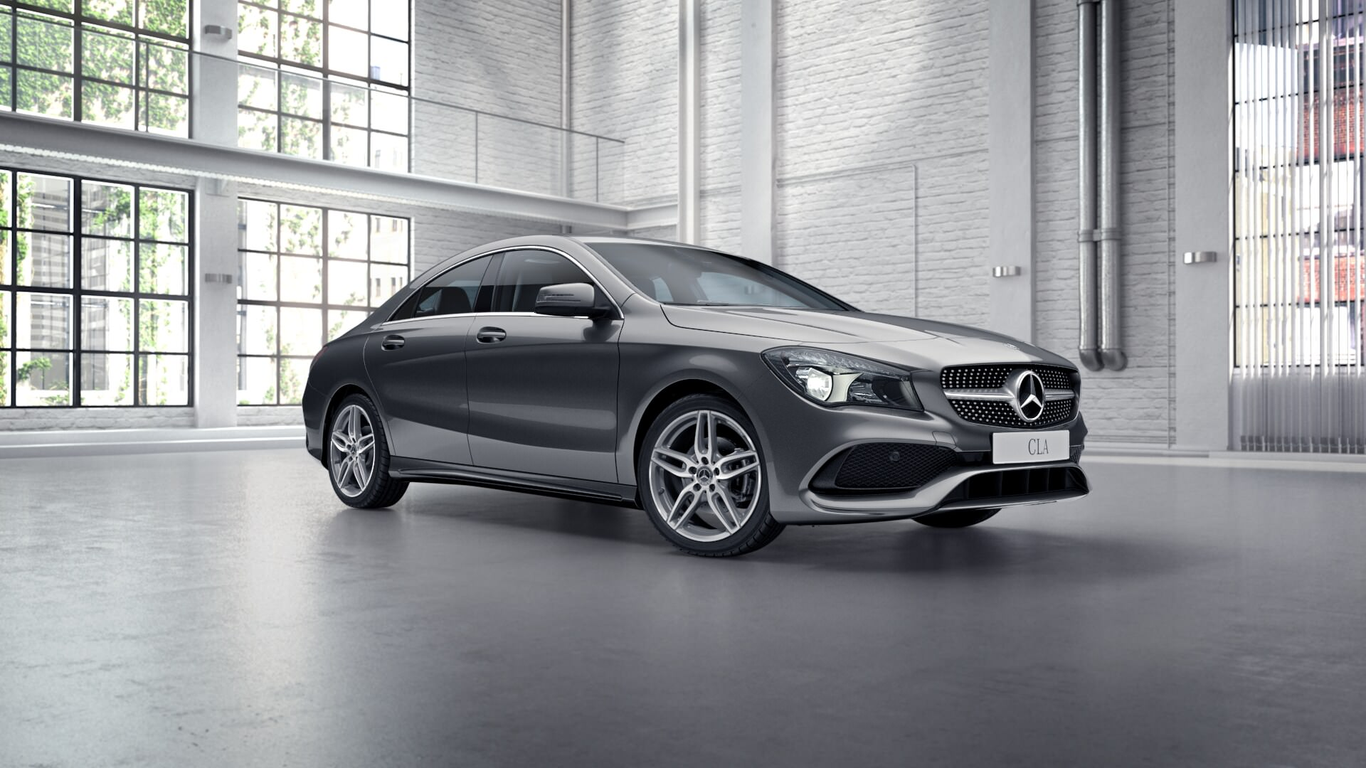 Mercedes-Benz CLA Class Coupe 180 AMG Line Edition Manual