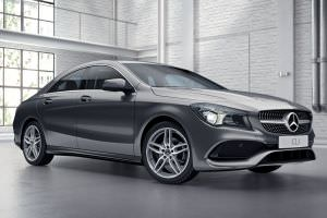 Mercedes-Benz CLA Class Coupe 180 AMG Line Edition Manual Coupe 180 AMG Line Edition Manual