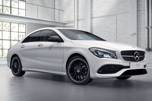 Mercedes-Benz CLA Class Coupe 200 AMG Line Night Edition Manual Coupe 200 AMG Line Night Edition Manual