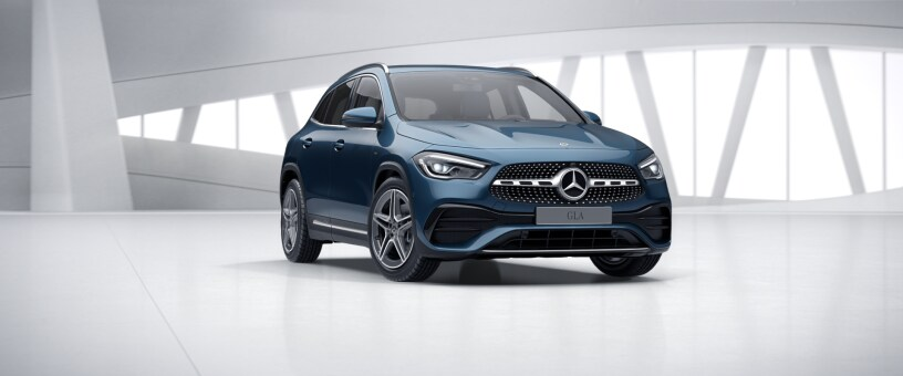 Mercedes-Benz GLA Hatchback Special Editions GLA 250e Exclusive Edition 5dr