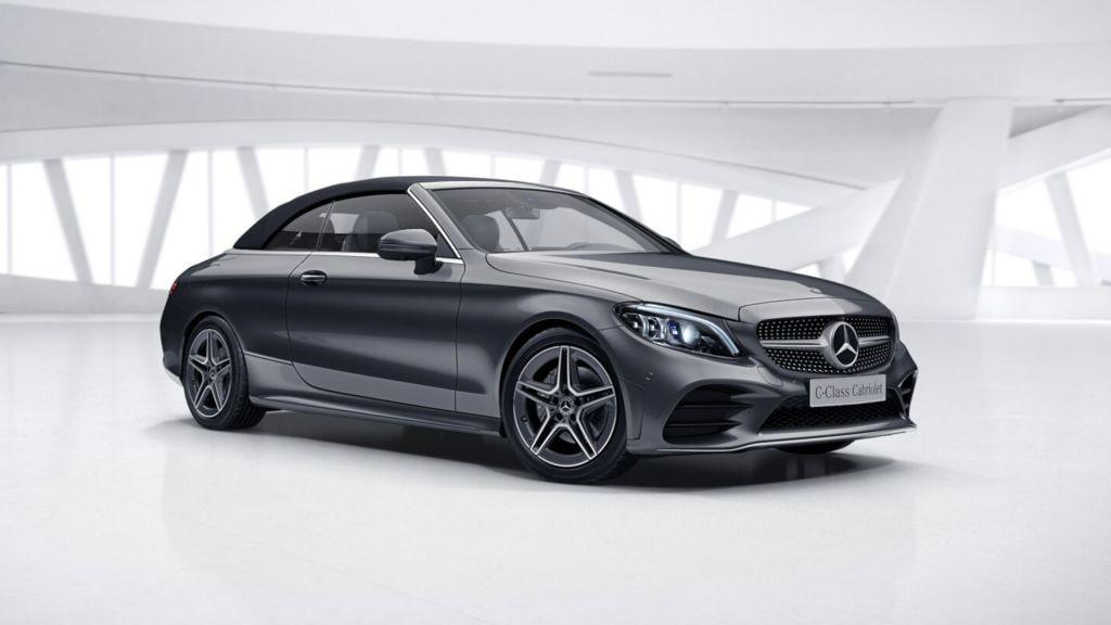 Mercedes-Benz C Class Coupe C200 AMG Line Premium Plus 2dr 9G-Tronic