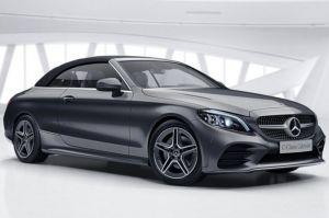 Mercedes-Benz C Class Coupe C200 AMG Line Premium Plus 2dr 9G-Tronic C200 AMG Line Premium Plus 2dr 9G-Tronic
