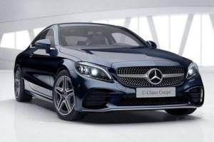 Mercedes-Benz C Class Coupe C200 AMG Line Premium 2dr 9G-Tronic C200 AMG Line Premium 2dr 9G-Tronic
