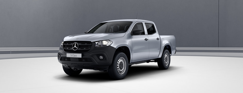 Mercedes-Benz Mercedes X Class 250d 4Matic Pure Double Cab Pickup Contract Hire/ Offer