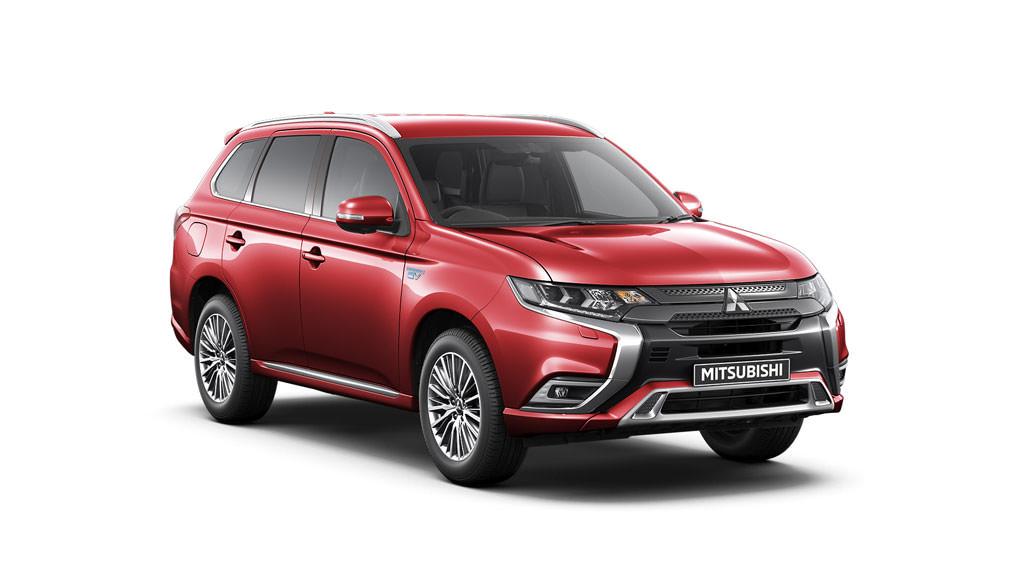Mitsubishi Outlander Estate 2.4 PHEV 2.4 4h 5dr Auto