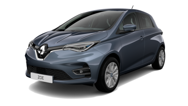 Renault Zoe Hatchback 100KW i GT Line R135 50KWh Rapid Charge 5dr Auto Contract Hire/Contract Hire Offer