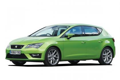 Seat Leon Hatchback 1.6 TDI SE Dynamic Technology 5dr.