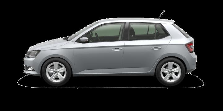 Skoda Fabia Hatchback 1.0 MPI SE L 5dr