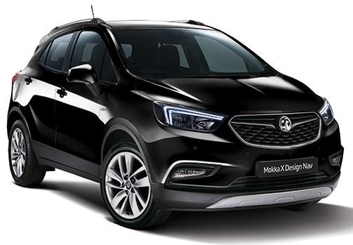 Vauxhall Mokka X Hatchback 1.4T Design Nav 5dr Auto