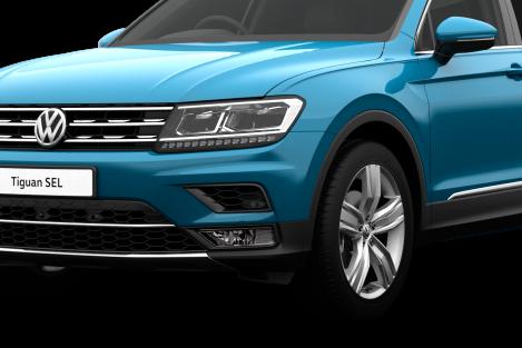 Volkswagen Tiguan Diesel Estate 2.0 TDI 150 BMT 4Motion DSG SEL SEL